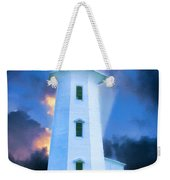 The Lighthouse At Peggys Cove Weekender Tote Bag