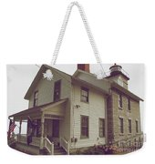 The Lighthouse Museum Weekender Tote Bag