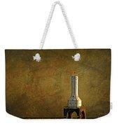 The Lighthouse - Port Washington Weekender Tote Bag