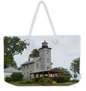 The Lighthouse Weekender Tote Bag