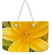 The Lily From Kentucky Weekender Tote Bag