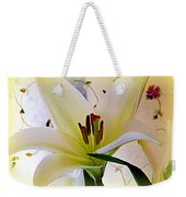 The Lily Weekender Tote Bag