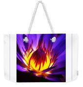The Lily Poster Weekender Tote Bag