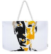 The Literary Man Weekender Tote Bag