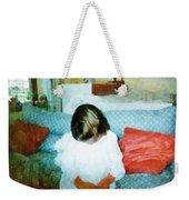 The Little Angel  Weekender Tote Bag