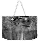 The Little Boat Photoart Weekender Tote Bag