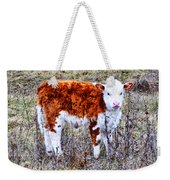 The Little Cow Weekender Tote Bag