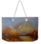 The Little Croft On The Isle Of Skye Scotland Weekender Tote Bag
