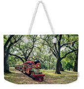 The Little Engine That Could - City Park New Orleans Weekender Tote Bag