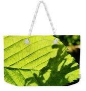 The Little Green Dragon Weekender Tote Bag