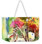 The Little House On The Prairie Weekender Tote Bag