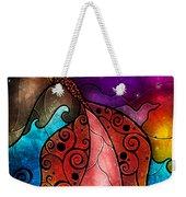 The Little Mermaid Weekender Tote Bag by Mandie Manzano