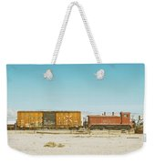 The Little Red Engine Weekender Tote Bag