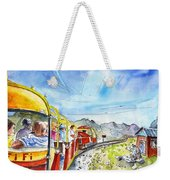 The Little Train Of Artouste Weekender Tote Bag