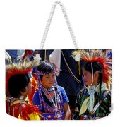 The Little Warriors Weekender Tote Bag