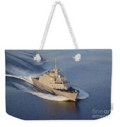 The Littoral Combat Ship Weekender Tote Bag