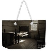 The Log Cabin C.1785 Weekender Tote Bag