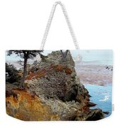 The Lone Cypress - Pebble Beach Weekender Tote Bag by Glenn McCarthy Art and Photography