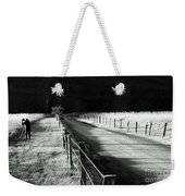 The Lone Photographer Weekender Tote Bag