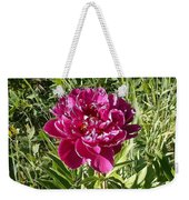 The Lonely Flower Weekender Tote Bag