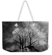 The Lonely Grave Weekender Tote Bag