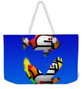 The Lonely Sea Or The Sky Weekender Tote Bag