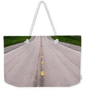 The Long Road Ahead Weekender Tote Bag
