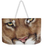 The Look Cougar Weekender Tote Bag