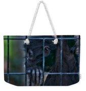 The Look Of Captivity Weekender Tote Bag