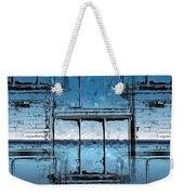 The Looking Glass Reprised Weekender Tote Bag