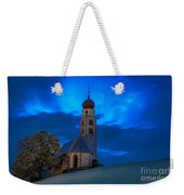 The Lord Is My Light - The Italian Dolomites Weekender Tote Bag