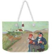 The Lore Of The Sea Weekender Tote Bag