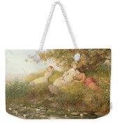 The Lotus Eaters, 1893 Weekender Tote Bag