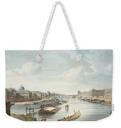 The Louvre, From Views On The Seine Weekender Tote Bag
