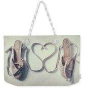 The Love Of A Ballerina Weekender Tote Bag