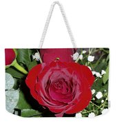 The Lovely Rose Weekender Tote Bag