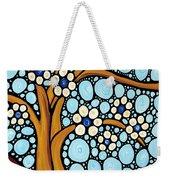 The Loving Tree Weekender Tote Bag by Sharon Cummings