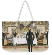 The Lucky Rich, 1896 Weekender Tote Bag