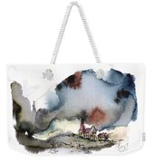 The Lull Before The Storm Weekender Tote Bag