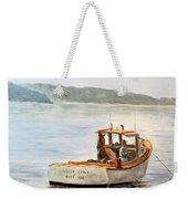 The Lyllis Esther Weekender Tote Bag by Lee Piper