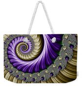 The Magic Shell Weekender Tote Bag