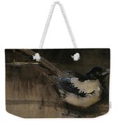 The Magpie Weekender Tote Bag