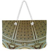 The Main Reading Room Library Of Congress Weekender Tote Bag