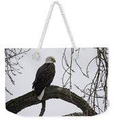 The Majestic Eagle Weekender Tote Bag