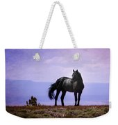 The Majestic Stallion Weekender Tote Bag