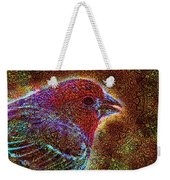 The Majesty Of Lil Things Weekender Tote Bag