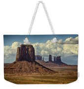 The Majesty Of Monument Valley  Weekender Tote Bag