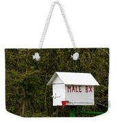 The Male Box Weekender Tote Bag