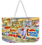 The Malt Shoppe Weekender Tote Bag