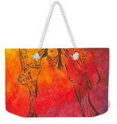The Mamas And Papas Weekender Tote Bag by Pamela Allegretto